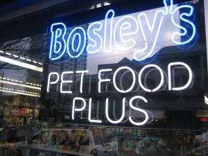 Bosley's Pet Food Maple Ridge