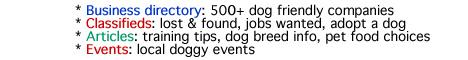 DogsVancouver.com service